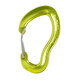 AustriAlpin Micro Wire Carabiner yellow anodised